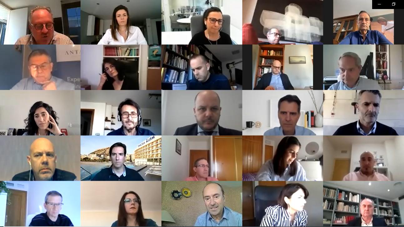 Encuentro Digital socios
