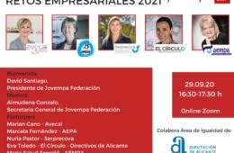 Jornada Retos Empresariales 2021